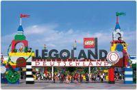 zájezd zábavný park Legoland Německo Günzburg