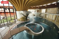 Wellness centrum Aquamarin, Podhajská